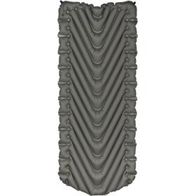 Klymit Static V Luxe Colchoneta para Dormir, gris